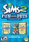 The Sims 2 Fun With Pets Collection Image