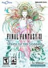 Final Fantasy XI: Wings of the Goddess Image