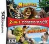 DreamWorks Madagascar / Shrek: Super Slam 2-in-1 Combo Pack Image