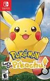 Pokemon: Let's Go, Pikachu!