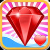 Diamond Rush Gem Blast - Bubble Pop Ruby Dash in Jewel Dragon Collapse World Adventures Games Image