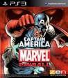 Marvel Pinball: Captain America Image