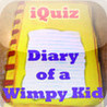 iQuiz for Diary of a Wimpy Kid:  series books trivia  Image