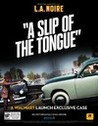 L.A. Noire: A Slip of the Tongue Image