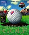 British Open Championship Golf Image