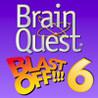 Brain Quest Blast Off: Grade 6 Image