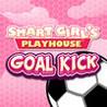 Smart Girl's Playhouse Goal Kick Image