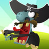 Pirates VS Zombies - Defend the Golden Treasure Island Against Zombie Tsunami Image