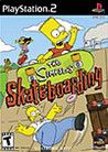 The Simpsons Skateboarding Image