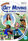 JumpStart Get Moving: Family Fitness featuring Brooke Burke Sports Edition Image