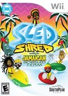 Sled Shred featuring the Jamaican Bobsled Team Image