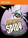 Alien Spidy: Between a Rock and a Hard Place Image