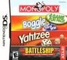 Monopoly / Boggle / Yahtzee / Battleship Image