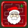 Xmas Tree Maze: santa vs the snowman Image