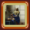 Golden Age Painting Puzzle: Famous Museum Pictures Image
