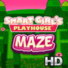 Smart Girl's Playhouse Maze HD Image