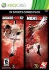 MLB 2K12/NBA 2K12 Combo Pack Image