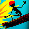 A Stickman Real Crazy Hoverboard Extreme Multiplayer Racing Pro Image