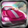 Paper Girl Car Racing Image