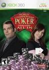 World Championship Poker: Featuring Howard Lederer - All In Image