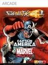 Pinball FX 2: Marvel Pinball - Captain America Image