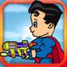 Candy Land Voyage: Airborne Super Baby Image