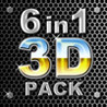 3D Game Pack Image