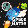 Alien Space Battle Image