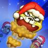 Santa Ninja vs. Panda Claus HD Image