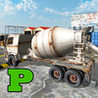 Cement Truck Parking - Realistic Driving Simulator HD Full Version Image