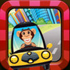 Awesome Pets Driving School:  New Baby Monkey and Puppy Kids Game Image