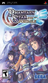 Phantasy Star Portable Image