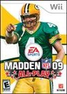 Madden NFL 09 All-Play Image