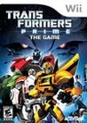 Transformers Prime: The Game Image