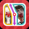 TicToc Pic: Zombie or Vampire Reflex Test Game Image