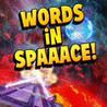 Words in Space Image