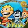 3D Rollercoaster Rush Bundle Pack Image