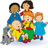 Puzzle for Caillou Image