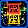 A Neon Tower Top Building - Tiny Blocks game Image