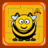 Beehive Maze Race: bee against the bear Image