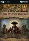 Europa Universalis III: Heir to the Throne Image