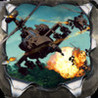 Angry Battle Choppers - A Helicopter War Game Image
