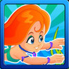 Water Girl Coral Fun - All Fish & Mermaids Lagoon Hook Up & Play Fun Girly Games Image