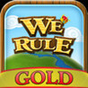 We Rule GOLD for iPad Image