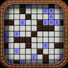CROSSWORD CRYPTOGRAM - Clueless Crossword Puzzle Image