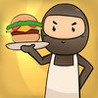A Burger Stack Ninja - The Best 3D Chop and Slice Cooking Game Image