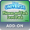 Disney Universe: Phineas and Ferb Level Pack Image