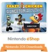 Crazy Chicken: Director's Cut 3D Image