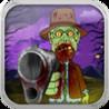 A  Assault Killer Zombie with Gun Rocket and Slingshot Image