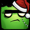 Smash Monster Xmas Image